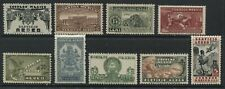 Mexico 1934-35 Airmail set mint o.g. hinged