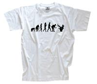 Standard Edition Gynaekologe Frauenarzt Arzt Evolution T-Shirt S-XXXL