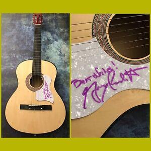 GFA And the Union Gap Star GARY PUCKETT Signed Acoustic Guitar G4 COA