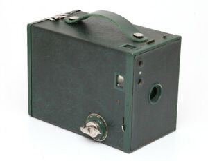 "Kodak Brownie No.2 Model F ""Grün"" Boxkamera"