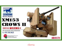 Bronco 1/35 XM153 CROWS II Armour #AB3571 Hot