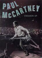 PAUL McCARTNEY 2019 FRESHEN UP TOUR CONCERT PROGRAM BOOK BOOKLET / NMT 2 MINT