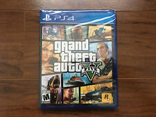 🔥Grand Theft Auto V _ GTA 5 - PlayStation 4 PS4🔥[Free Shipping/Factory Sealed]