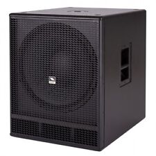Proel SW118A Aktiver Band-Pass Subwoofer
