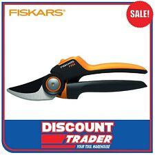 Fiskars PowerGear X PX94 Bypass Secateur