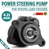 Power Steering Pump Fit Toyota Landcruiser 1HZ HZJ75 HZJ78 HZJ79 HZJ105R HDJ80