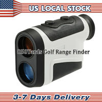 7.5x Magnification Golf Rangefinder 800M With Slope Flag-lock LCD Display IP54