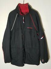 Tommy Hilfiger Reversible Coat Boys Large Jacket Sweater Hooded