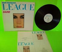 The Human League Dare Vinyl LP Record New Wave Synth-Pop Don't You Want Me 1981