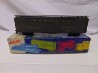 "Vintage Roundhouse HO Scale Santa Fe Thrall gondola train in box USA 7"" long"