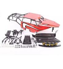 Hpi BAJA KM tormenta Roll Cage & Body Set Para HPI Baja 5B, 5B2.0,SS, 1/5 Km, Rovan,