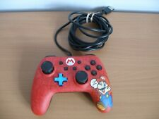 Super Mario Wired Hand Held Controller   - (ref T13)