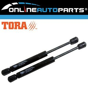 2 Gas Stay Boot Struts fits Ford Falcon FG 2008-2012 4door Sedan Without Spoiler