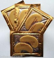 Crystal Gold Collagen  Eye Mask, Anti ageing, Anti Wrinkle, Skin Care -FREE POST