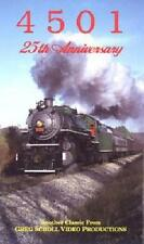 4501 25th Anniversary DVD NEW Greg Scholl Southern Railway Norfolk Southern NS