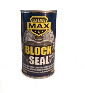 BLOCK SEAL - STEEL SEAL Réparer joint de Culasse Sans démonter .
