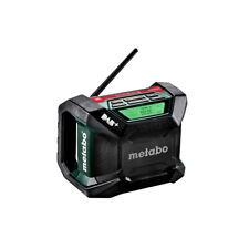 Metabo Akku-Baustellenradio R 12-18 DAB + BT ohne Akku ohne Lader im Karton