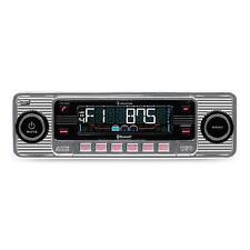 (Ricondizionato) Autoradio USB Bluetooth Lettore CD Retro Radio AM FM Estraibile