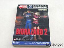 Biohazard 2 Nintendo Gamecube Japanese Import GC Resident Evil Japan US Seller B
