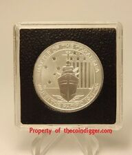 1oz Gold Krugerrand 2x2 Coin Holder 32mm Quadrum INTERCEPT Snaplock & Stand