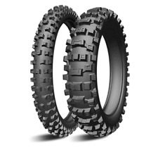 Pneumatico gomma Michelin 110/90 - 19 Cross Ac10