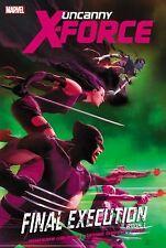 Uncanny X-Force Bk. 1 : Final Execution (2012, Hardcover)