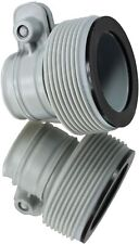 New listing Details about Replacement Hose Adapter 2 Set Pool Filter Pump Parts Conversion