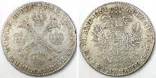 PAYS-BAS AUTRICHIENS - Marie-Thérèse - Demi-couronne 1761 Bruxelles (pos. B)