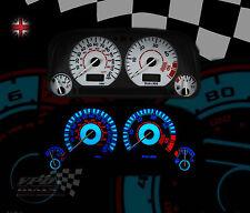 Volkswagen vw polo 6 MK3 120mph diesel white dial interior lighting custom kit