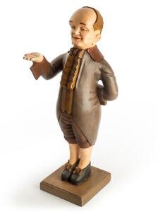 Butler Foyer-Statue Deko-Figur Antik-Optik Stummer Diener