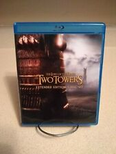 Used The Lord of the Rings: The Two Towers - Extended Editon Blu-ray 5-Disc 2002