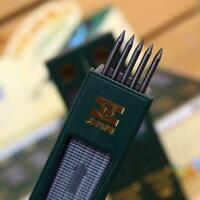 10pcs/box HB 2B Black 2.0mm Mechanical Pencil Lead Writing Student Refill S J3A5