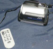g2 Nice HDD or SD Card Camcorder Palmcorder Remote Cradle Charger JVC GZ-MG155U