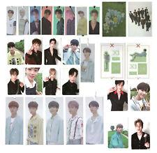 X1 1st Album Authentic AR Photocard Photo card bookmark Stand kpop Seunghyun