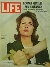 1965 Life Magazine: German Measles & Pregnancy/U.S. Epidemic