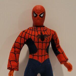 "Original 1970's Mego Palitoy Fist Fighter Spider-Man 8"" Action Figure RARE+++!!!"
