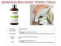 [SKINTALK] BHA MUSIC TONER / Nature Ingredients, Brightening  (150ml/5.07oz)