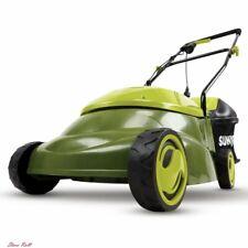 Hand Lawn Mower 14 Inch Lightweight Compact Outdoor Yard Garden Durable Sun Joe