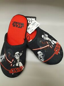 Star Wars Slippers Mens Size 8 New