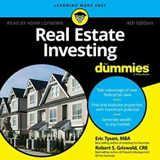 Real Estate Investing for Dummies by Eric Tyson 4th Edition P.D.F DIGITAL COPY