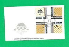 ARMENIA CHESS OLYMPIAD 1996 COVER