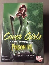 Cover Girls of the DC Universe Poison Ivy Statue #1420/7000 Adam Hughes