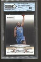 2009-10 James Harden Prestige #153 Gem Mint 10 RC Rookie Brooklyn Nets