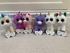 Beanie Boo Unicorns