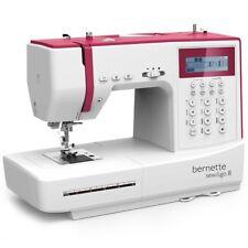Bernina Bernette Sew & GO 8 - Macchina da cucire elettrica con 197 (h2y)