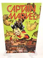 Captain Marvel Volume 2 Stay Fly Col #7-11 Marvel Comics TPB Trade Paperback New