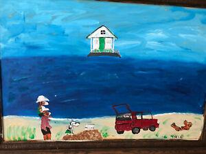"Earl Swanigan ""Beach House"" Large Earl !!"