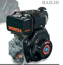 MOTORE HAILIN DIESEL HL170 4,7HP ALBERO CILINDRICO D 19.05 motozappa betoniera