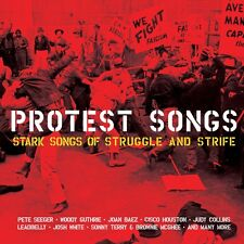 Protest Songs - Stark Songs Of Struggle And Strife (2CD 2013) NEW/SEALED