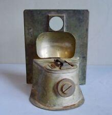 Rare ~ Special Purpose Oil Lamp / Lantern ~ ALDERSON & GYDE Ltd. BIRMINGHAM 1943